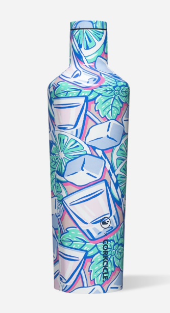 Vineyard Vines Canteen - Mint Julep