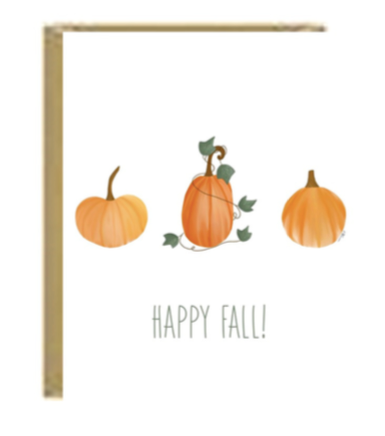 Happy Fall!