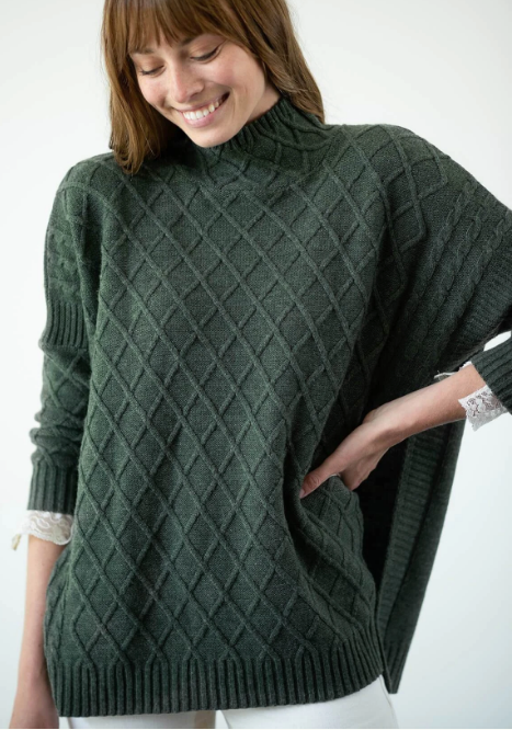 Libson Sweater - Hazel