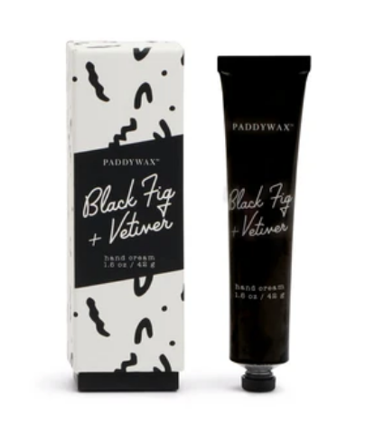 Hand Cream - Black Fig and Vetiver