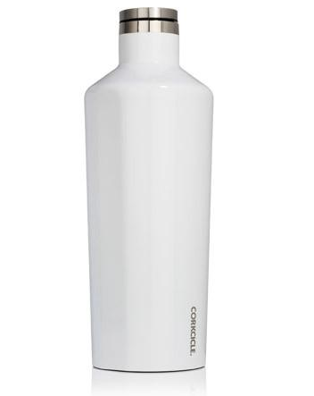 Corkcicle 60 Ounce Canteen Gloss White