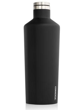 Corkcicle 60 Ounce Canteen Matte Black