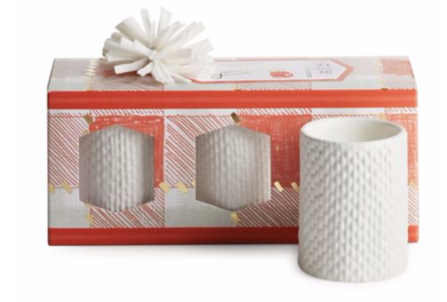 Good Cheer 3pk voltive candle set