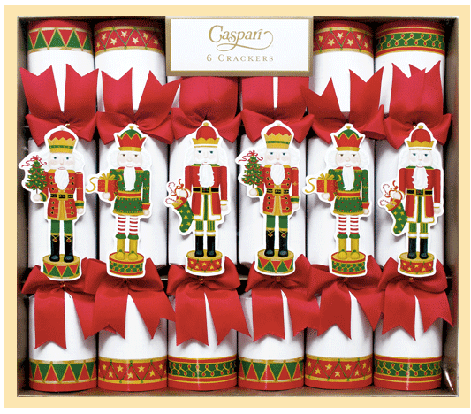 Nutcracker Parade Crackers