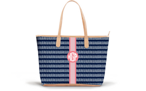 Savannah Zippered Tote