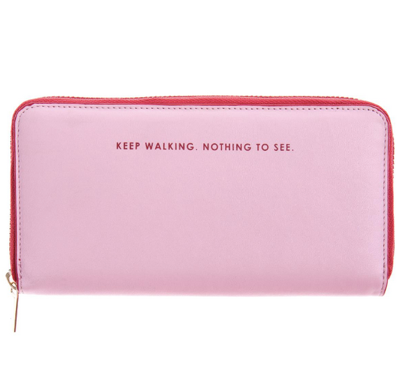 Wallet Pink and Red