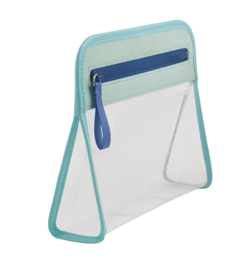 Clarity Pouch Small - Seafoam