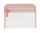 Clarity Pouch Small - Rose