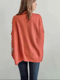 Libson Travel Sweater - Orange