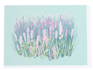 Lavender Boxed Notecards