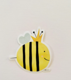 Sticker - Queen Bee