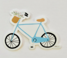 Sticker - Bike