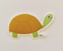 Sticker - Turtle