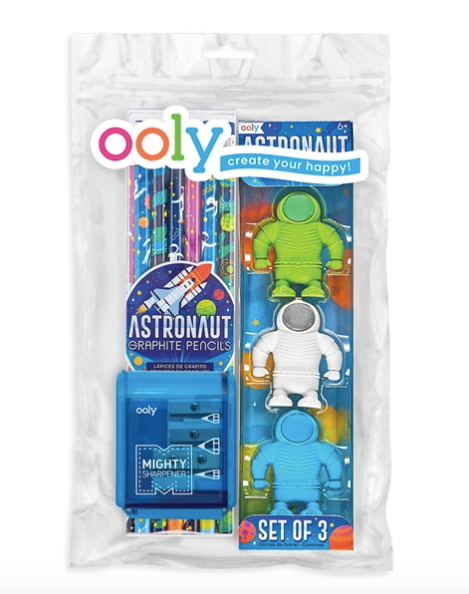 Astronaut Happy Pack