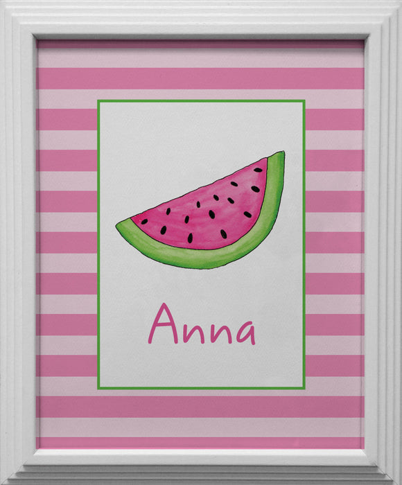 ant picnic kids wall art