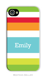 Espadrille Bright Cell Phone Case