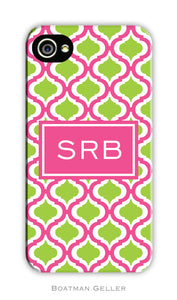 Kate Raspberry & Lime Cell Phone Case
