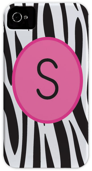 zebra cell phone case
