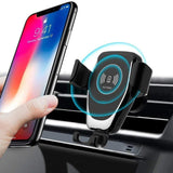 Support Smartphone Voiture <br> Chargeur