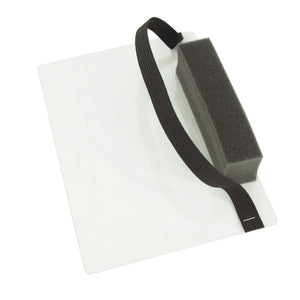 Clear Face Shield with Elastic Band - V1.13