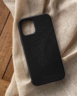 Eco-Friendly Phone Case Black, iPhone 12 / 12 Pro Phone case in Black
