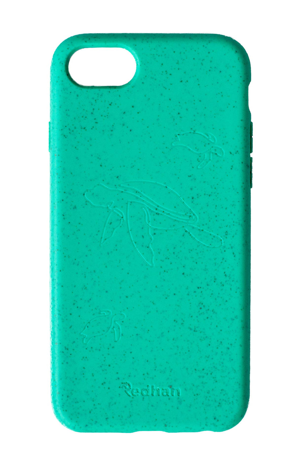 Turtle in Turquoise - iPhone 6/6S/7/8/SE (2nd Gen)