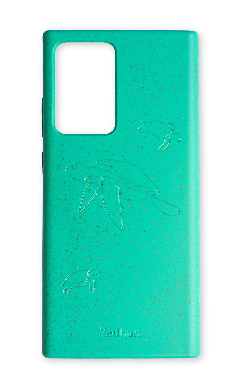 Eco Friendly Note 20 Ultra Phone Case - Turtle in Turquoise