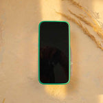 Eco Friendly iPhone 12 Pro Max Phone Case - Turtle 2.0 in Turquoise