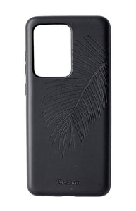 Eco-Friendly Phone Case Black, Samsung Galaxy S20 Ultra Phone case in Black