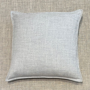 Cloud Heathered Flange Cushion