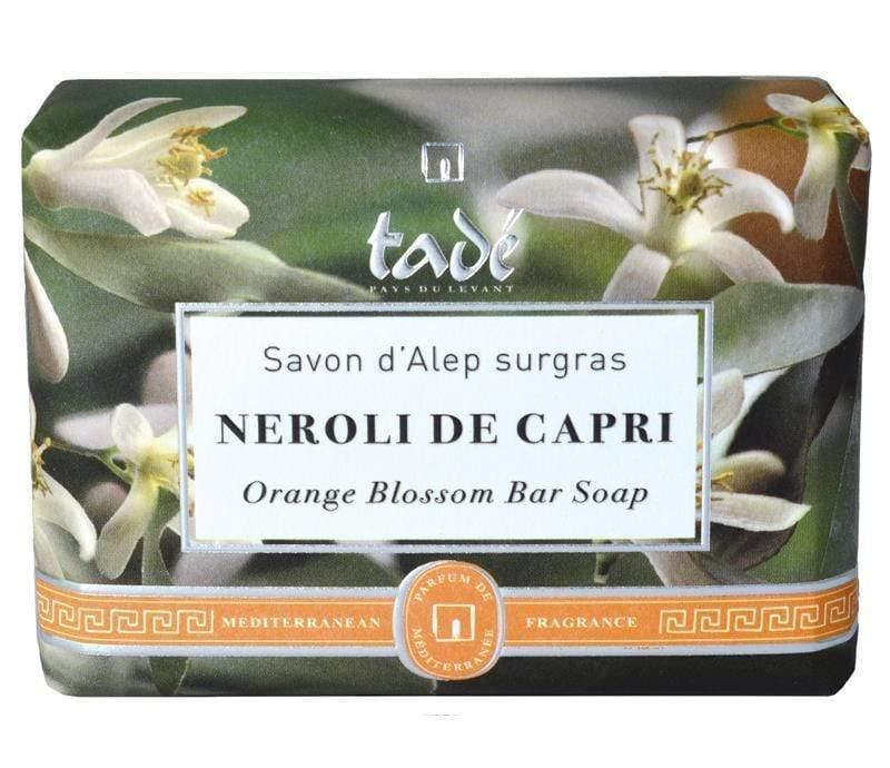 Bath Orange Blossom Tade Bar Soap