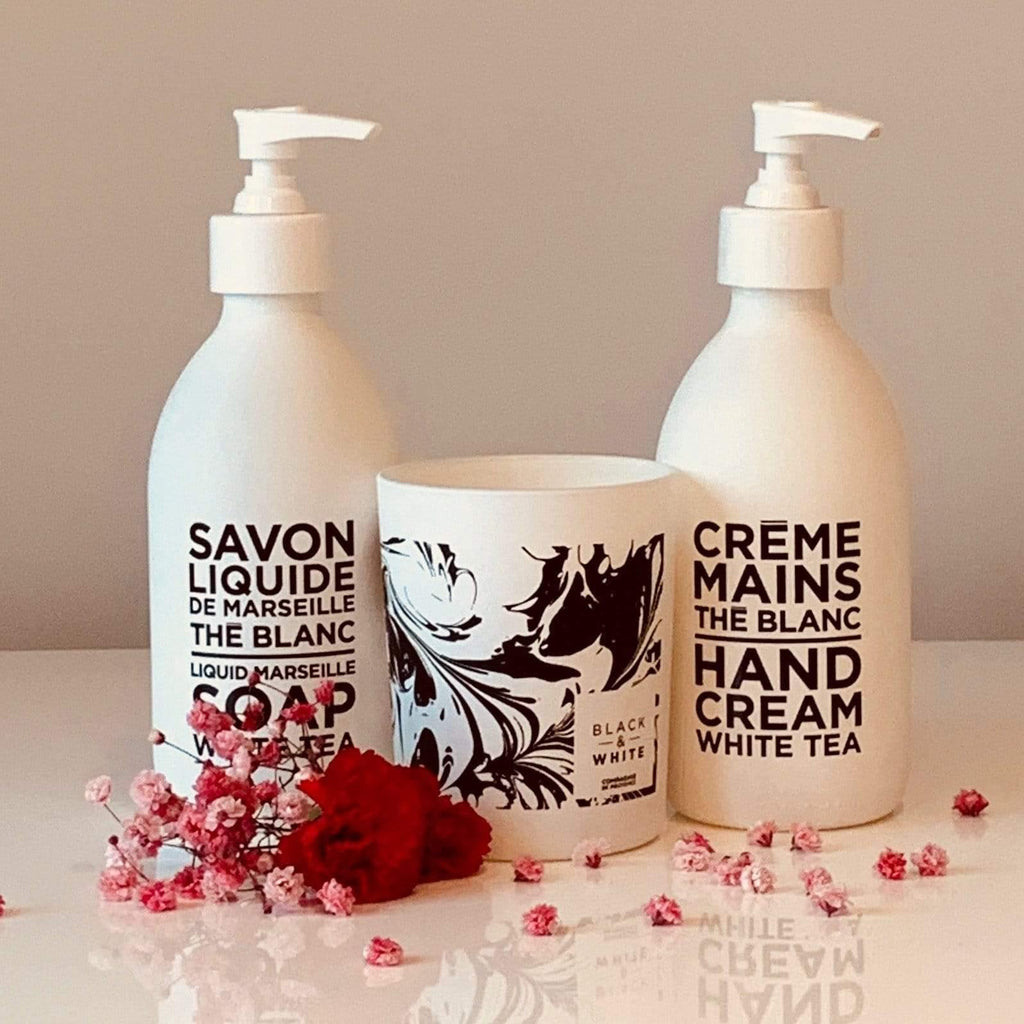 Bath White Tea Liquid Soap