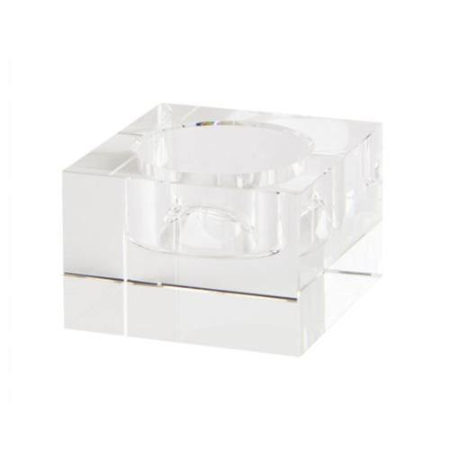 Clear Glass Votive Holder