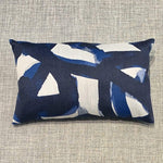 Load image into Gallery viewer, Cushion Abstract Geometric Lumbar Cushion 12x20