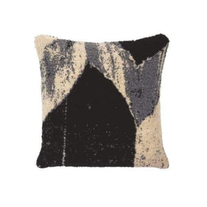 Nero Chevron Square Cushion