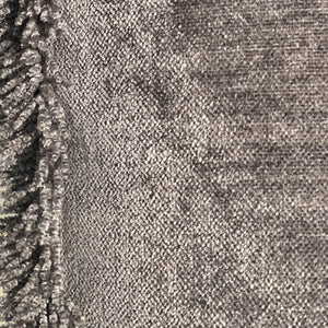 Cushion Graphite Nomad Luxe Chenille Cushion