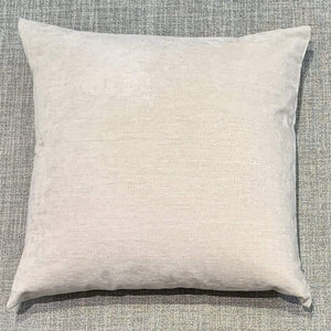 Cushion Oyster Classic Luxe Chenille Cushion 20 x 20 inch