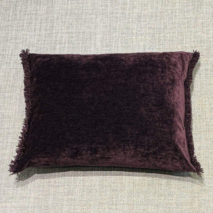 Cushion Plum Nomad Luxe Chenille Cushion 16x20