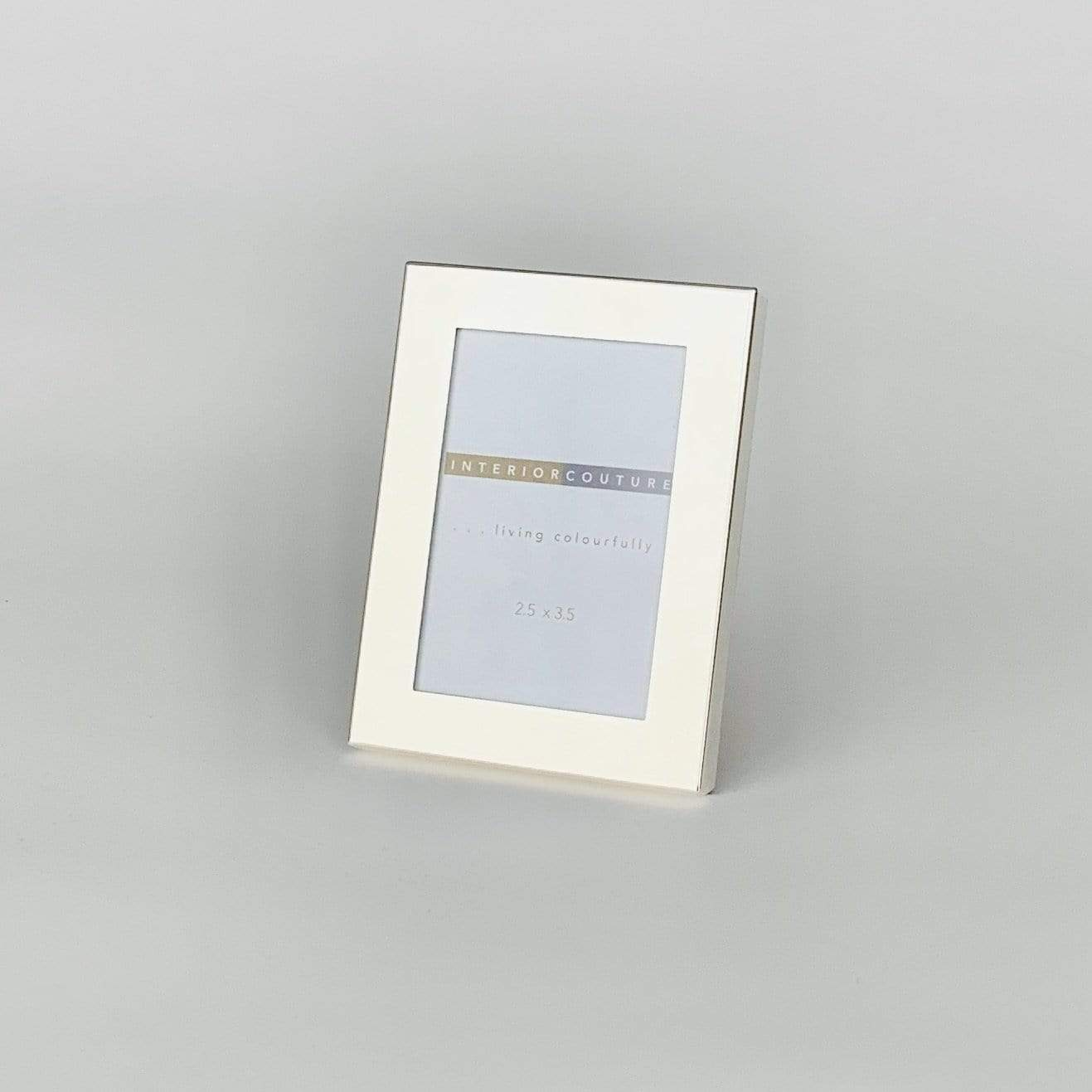 Silver Mini Rectangle Frame