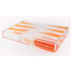 Clementine Acrylic Backgammon Game