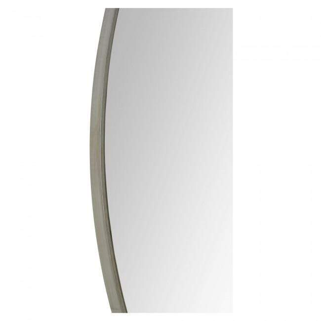Raw Iron Finish Mirror