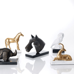 Load image into Gallery viewer, Bronze Equus Statue