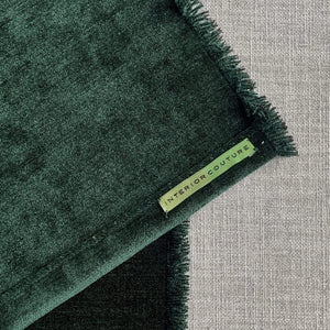 Table Linen Hunter Nomad Luxe Chenille Placemat