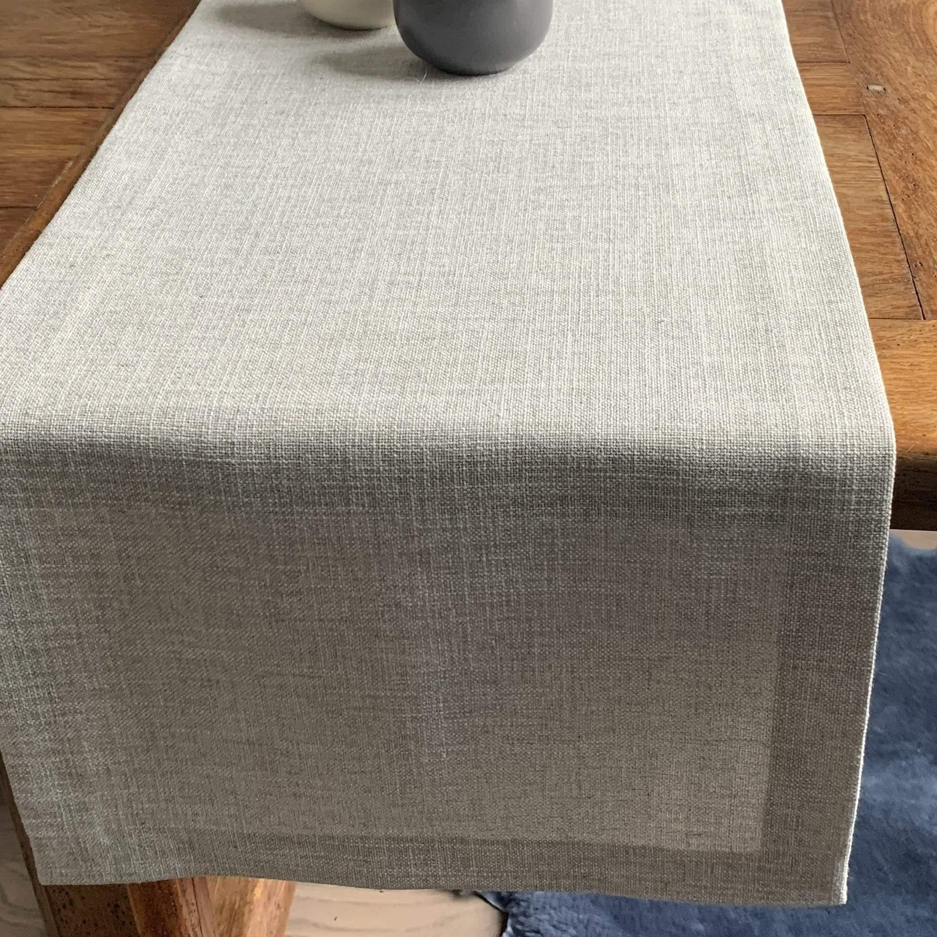Table Linen Sterling Long Runner