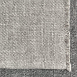 Table Linen Sterling Nomad Heather Linen Placemat
