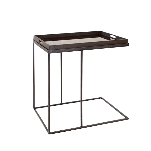 Rectangle Tray Side Table