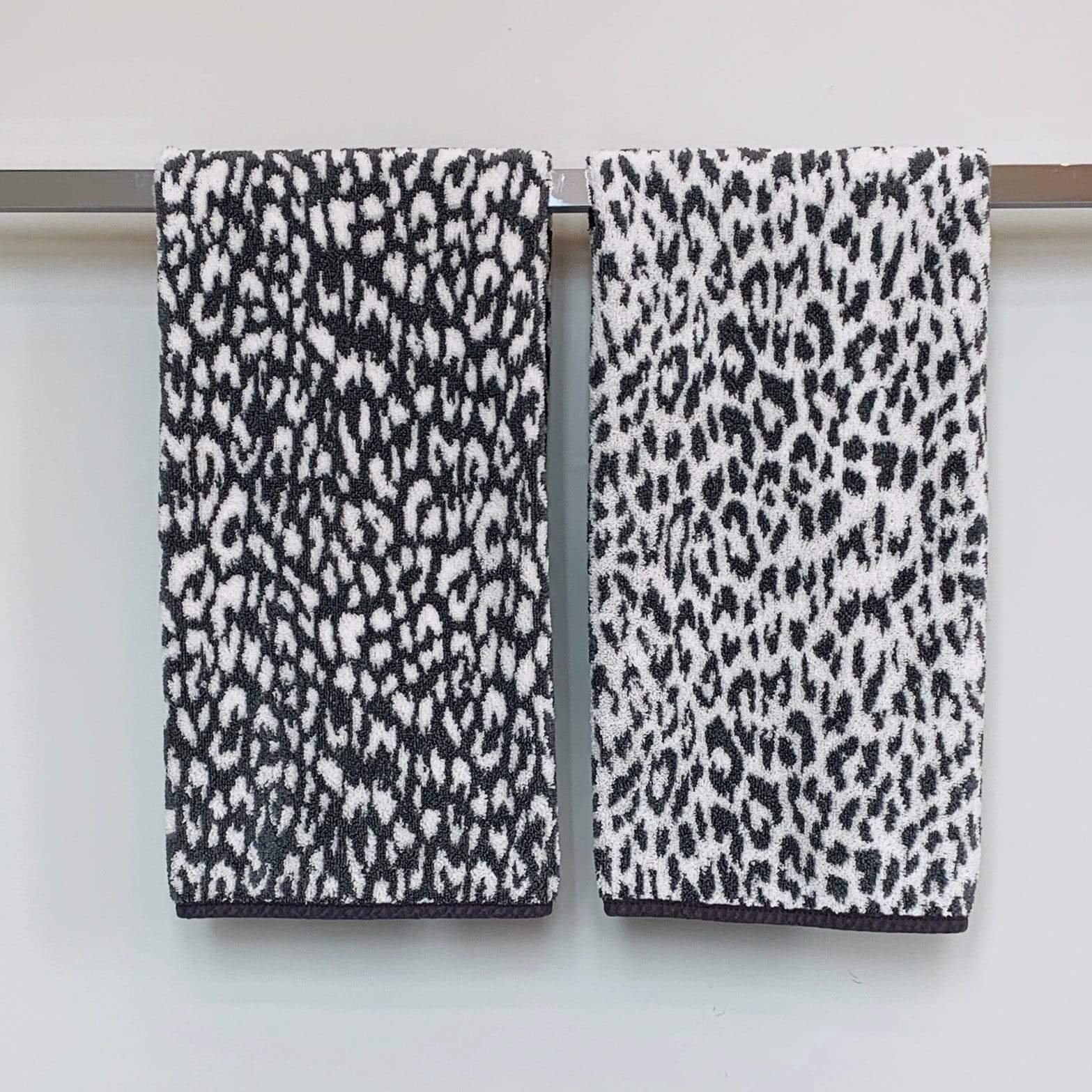 Towel Gris Cheetah Zimba Towel
