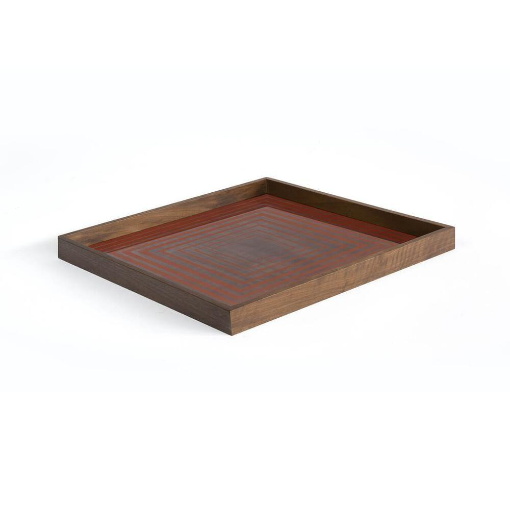 Tray Pumpkin Square Tray