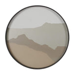 Load image into Gallery viewer, Sand Wabi Sabi Glass Tray