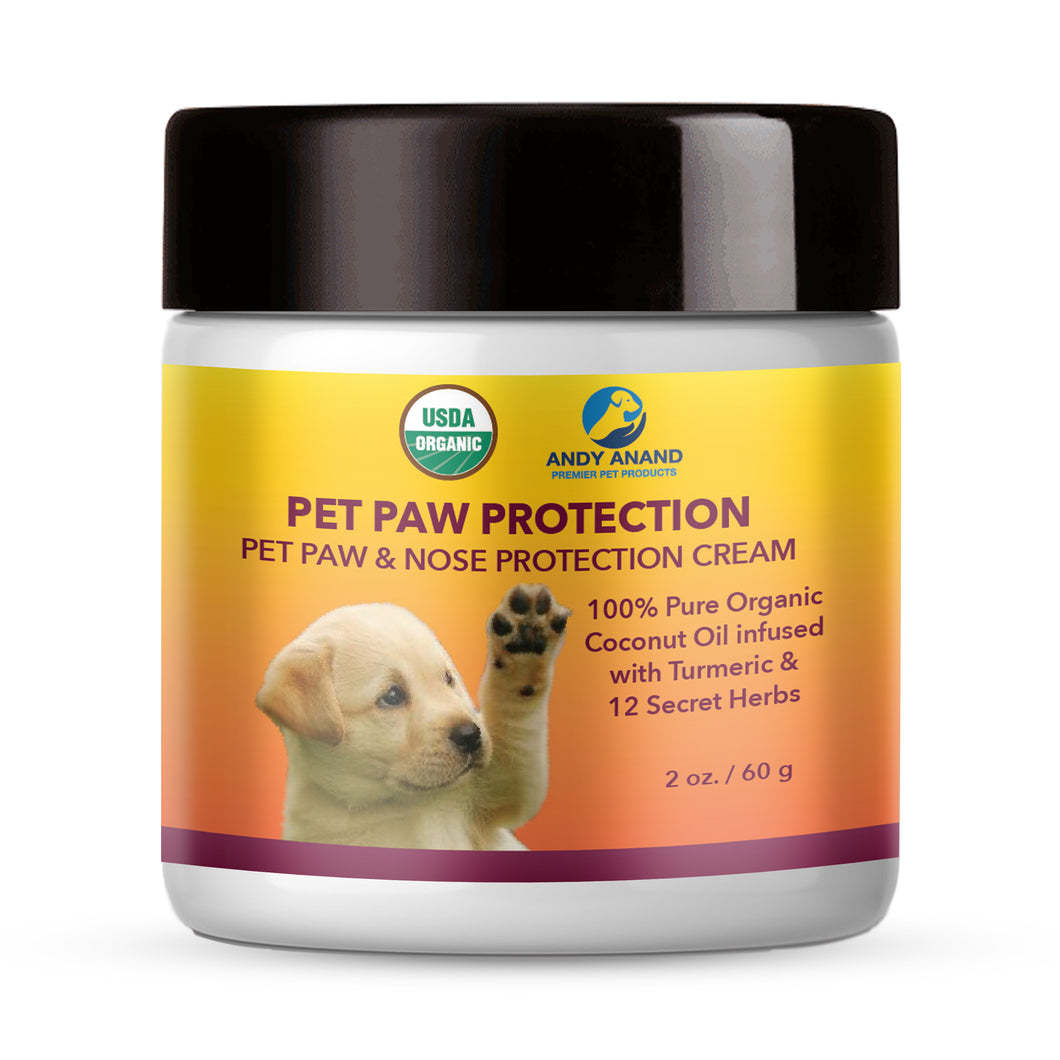 Andy Anand Secret Pet Paw Protection Cream